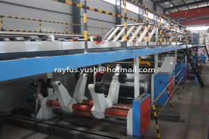 Inner Vacuum Suction Fingerless Type Single Facer Corrugator pictures & photos