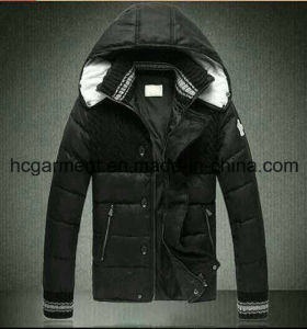 Outer Wear Outdoor Fleece Ski Winter Hoodie Jackets for Man pictures & photos