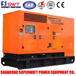 250kVA 50Hz Super Silent Type Diesel Generator Set by Perkins Power pictures & photos