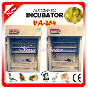 Best Price of Small Fully Automatic Industrial Used Chicken Egg Incubator for Sale pictures & photos