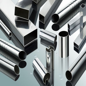 Anomalous Shape Stainless Steel Tube for Making pictures & photos