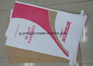 PP Woven Cement Valve Bag pictures & photos