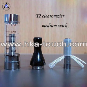 T2 2.4ml EGO-CC Cartomizer with Replaceable Coil