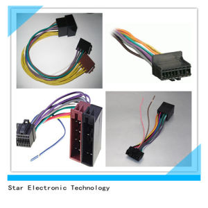Factory Price of Auto ISO Stereo Radio Wire Harness Assemblies pictures & photos