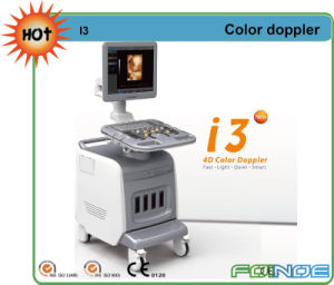 I3 Hot Selling CE and FDA Approved 4D Color Ultrasound Machine pictures & photos