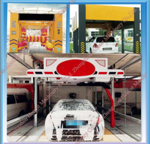 Super Quality Fully Automatic Tunnel Car Washing Machine pictures & photos