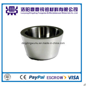 99.95% High Density Molybdenum Crucible Made in China pictures & photos