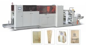 Lsd-700 High-Speed Automatic Paper Bag Machine pictures & photos