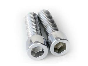 Steel Galvanized Socket Cap Hex Screw