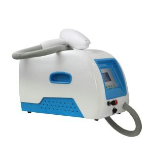 Sume Wrinkle Birthmark Tattoo Removal with Q-Switched System pictures & photos