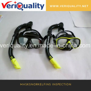Mask Snorkelfins Inspection Service; QC Service pictures & photos