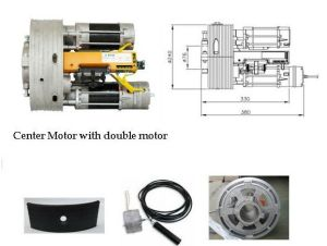 AC Motor Tubular for Roller Curtains Awnings Blinds and Projection Screens pictures & photos