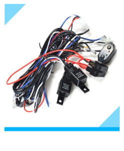 300W Double Color Light Bar Switch Wiring Harness pictures & photos
