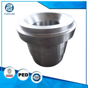 Hot Forging CNC Machining Valve Guide pictures & photos
