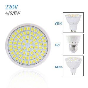5050 21PCS 4W GU10 AC85-265V/12V LED Spotlight pictures & photos