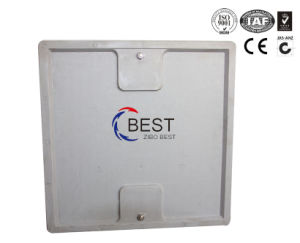 B125 Customized Square Septic Tank Composite Vented SMC Manhole Covers pictures & photos