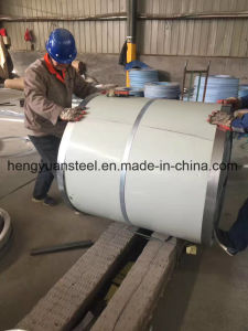 Packed PPGI Prepainted Galvanized Steel Coil Color Steel Sheet pictures & photos