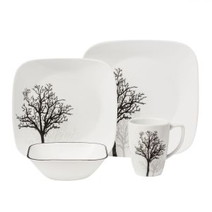 FDA Standard Ceramic Dinnerware Set Bowl Plate Tree Painted pictures & photos