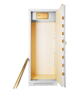D100 Steel Electronic Safe for Bank Office Use pictures & photos