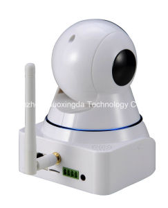 2015 Best Selling WiFi Mini CCTV IP Cameras for Home Security pictures & photos
