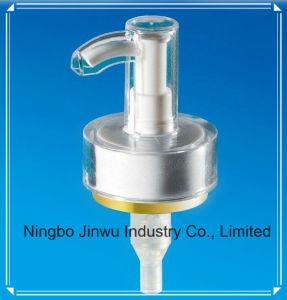 Hot Sale 24/410 Acrylic Pump Plastic Lotion Pump