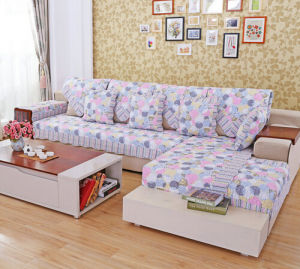 100% Cotton High Quality Soft Sofa Cushion pictures & photos