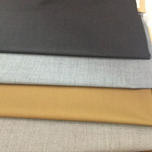 High Quality 65%Polyest 35% Rayon T/R Woven Fabric for Pants with Competitive Price pictures & photos