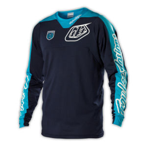 Blue OEM Polyester Sublimation Motorcycle Racing Jersey (MAT32) pictures & photos