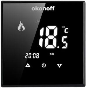 CE Digital Programmable Thermostat with PIR (Q8. V-PW) pictures & photos