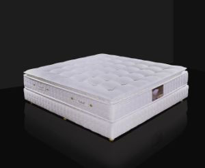 Label Embroidery Memory Foam Mattress (K23) pictures & photos