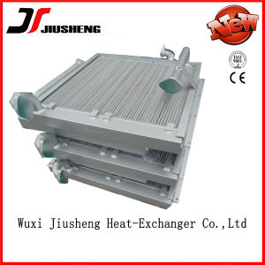 Custom Made Aluminum Air Cooled Radiator for Construction Machinery