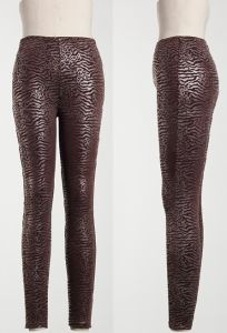 2013 Leggings Fashion, PU Leather Look Leggings for Fashion Women pictures & photos