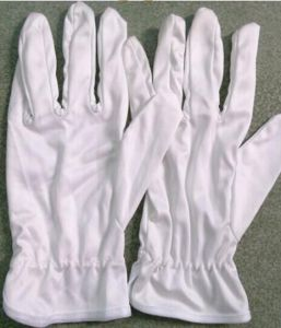 Cleanroom Lint-Free Super-Thin Working Glove pictures & photos