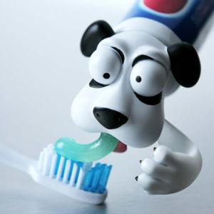 Toothpaste Head
