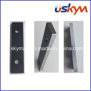 Holding NdFeB Magnet Coated Teflon with Steel Metal pictures & photos