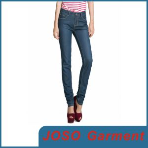 Women Denim Skinny Jeans (JC1053) pictures & photos