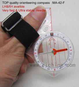 Kanpas Elite Thumb Orienteering Compass #MA-42-F pictures & photos