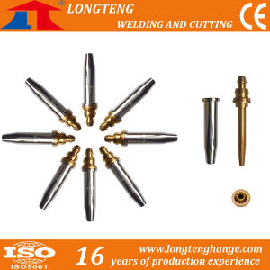 LPG Cutting Nozzle Pnme Gas Tip, Cutting Nozzle with Plasma Cutting Machine Consumables pictures & photos