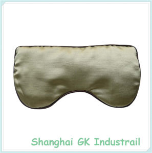 Silk Satin Natural Herbs Microwave Heat Eye Mask pictures & photos