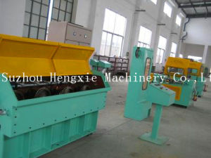 Intermediate Speed Medium Copper Wire Drawing Machine (HXE-17MD) pictures & photos