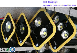 Round Edge 100W IP67 New Offer LED Flood Lighting pictures & photos