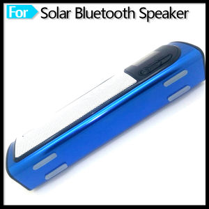 Top Multifunction Bluetooth Wireless Speaker with Solar Power pictures & photos