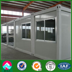 Steel Frame Assembled Container House Construction (XGZ-CH028) pictures & photos