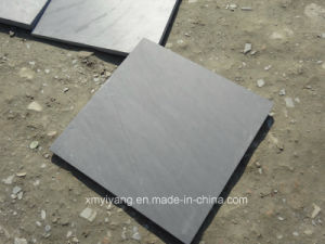 Natural Waterproof Black Slate for Roof, Wall, Floor (YY-ST5604) pictures & photos