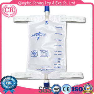Disposable PVC Urine Leg Bag PVC Cosmetic Bag pictures & photos
