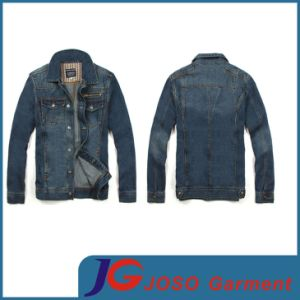 Cool Men Motobike Denim Jackets (JC7020) pictures & photos