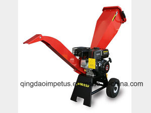 Quality Electric Starting ATV Wood Chipper with Ce Certificate pictures & photos