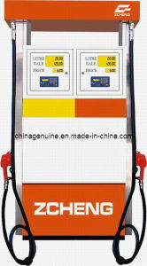 Zcheng Gas Station Rainbow Series Fuel Dispenser Zc-11122 pictures & photos