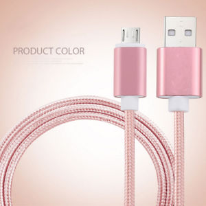 Colorfull USB Data Cable/Micro USB Cable/Mobilephone Cable pictures & photos