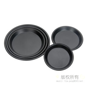 Carbon Steel Pizza Pan Baking Pan Nonstick Pizza Pan pictures & photos